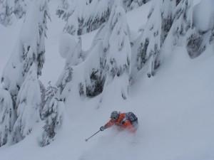 Skiing @ Brohm Dec 2909 021